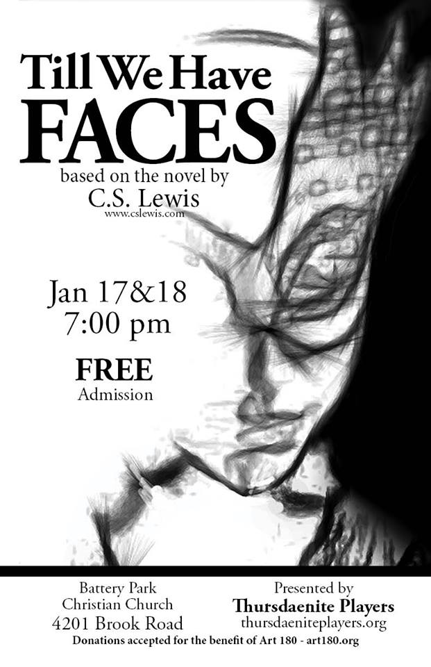the retelling of the myth of cupid and psyche in the novel till we have faces by cs lewis Cs lewis's final novel, till we have faces, is a retelling of the greek myth of cupid and psyche the novel is narrated by orual, the queen of glome, and is framed as a complaint against the gods.